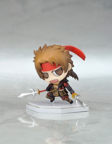 main photo of One Coin Grande Figure Collection Sengoku Basara First - New Colors: Sanada Yukimura