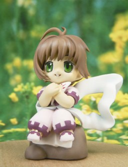 main photo of Clamp In 3-D Land Series 1: Sakura