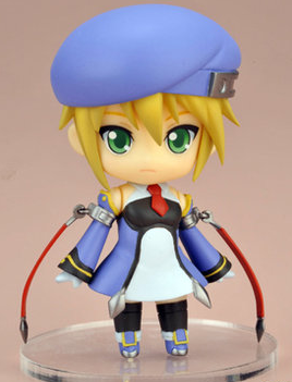 main photo of Nendoroid Petite: Noel Vermillion