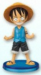 main photo of One Piece World Collectable Figure vol. 5: Monkey D. Luffy