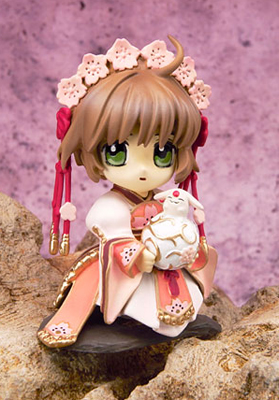 main photo of Clamp In 3-D Land series 7: Sakura