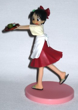 main photo of Solid Works DX Ichigo Mashimaro Waitress: Chika Itou Secret Red Ver.