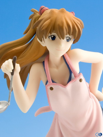 main photo of Souryuu Asuka Langley Private Time ver.