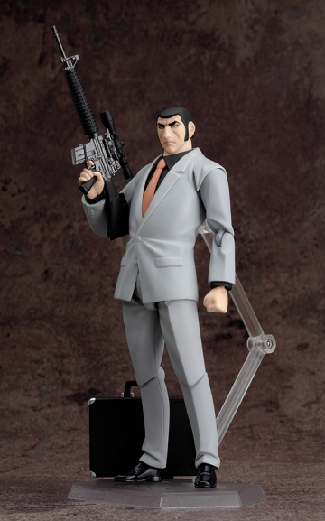 main photo of figma Golgo 13