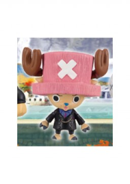 main photo of One Piece World Collectable Figure ~Strong World~ ver.4: Chopper