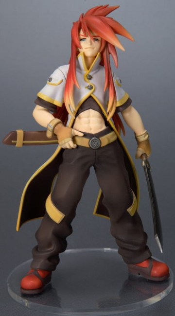 main photo of Tales of the Abyss One Coin Grande Figure Collection: Luke fon Fabre