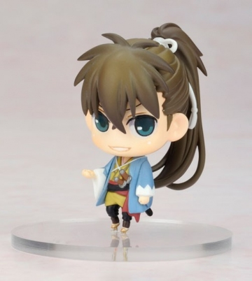 main photo of One Coin Grande Figure Collection Hakuouki Shinsengumi Kitan: Toudou Heisuke