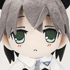 Strike Witches Chara Mofu Plush: Sanya V Litvyak