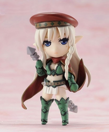 main photo of Collection Figure Petit! Queens Blade: Alleyne