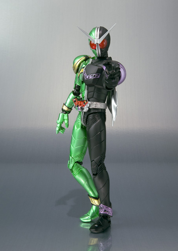 main photo of S.H.F. Kamen Rider W Cyclone/Joker