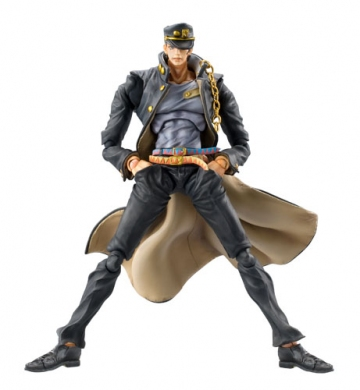 main photo of Super Action Statue 2 Jotaro Kujo