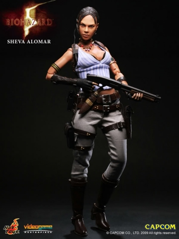 main photo of Video Game Masterpiece Sheva Alomar BSAA Ver.