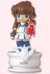 main photo of Clamp no kiseki: White Rook Misaki Suzuhara chess piece