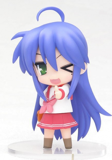 main photo of Lucky Star Nendoroid Petite Season 01 Konata Izumi Winter Uniform Ver