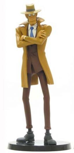 main photo of Zenigata DX Stylish Figure 4 ver.