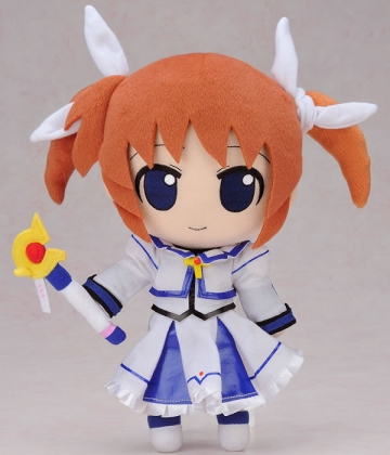 main photo of Nendoroid Plus Plushie Series 10: Takamachi Nanoha