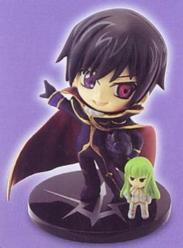 main photo of Picture Studio Lelouch Lamperouge Zero Ver.