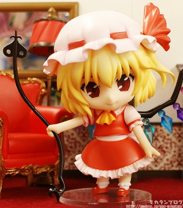 main photo of Nendoroid Flandre Scarlet