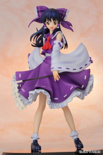main photo of Hakurei Reimu Violet ver.