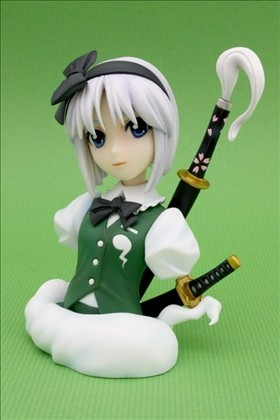 main photo of Konpaku Youmu Bust ver.