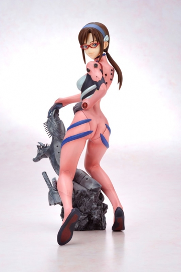 main photo of Makinami Mari Illustrious Plug Suit Ver