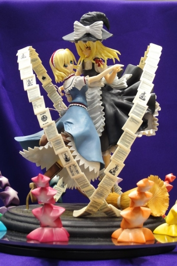 main photo of Alice Margatroid & Kirisame Marisa