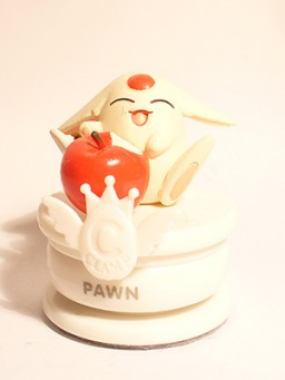 main photo of Clamp no Kiseki: Mokona White Pawn chess piece