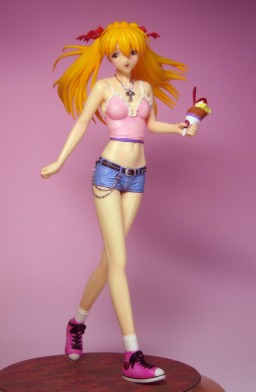 main photo of Asuka Langley Casual Ver.