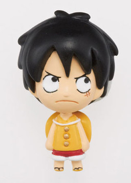 main photo of Monkey D. Luffy Chara Fortune - Marine Ford Ver.