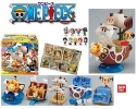 photo of Thousand Sunny Complete Set DX