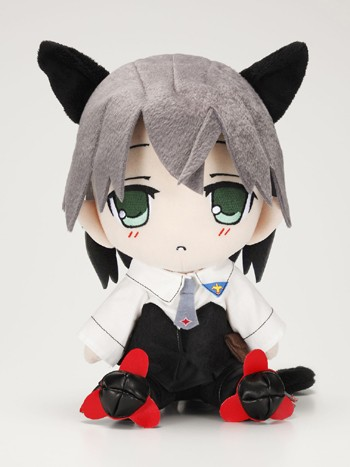 main photo of Strike Witches Chara Mofu Plush: Sanya V Litvyak