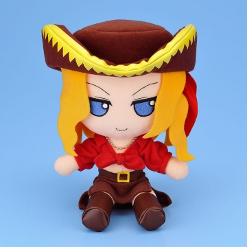 main photo of Etrian Odyssey III Plushie Series 03: Pirate