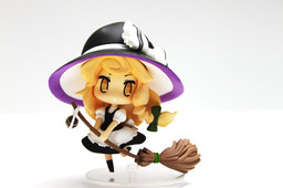 main photo of Touhou Shushuroku Vol. 3: Kirisame Marisa