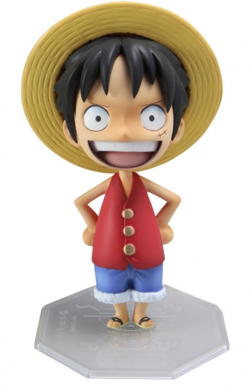 main photo of Excellent Model One Piece Theater Straw Monkey D. Luffy