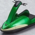 ex:ride.009: Water Bike: Green