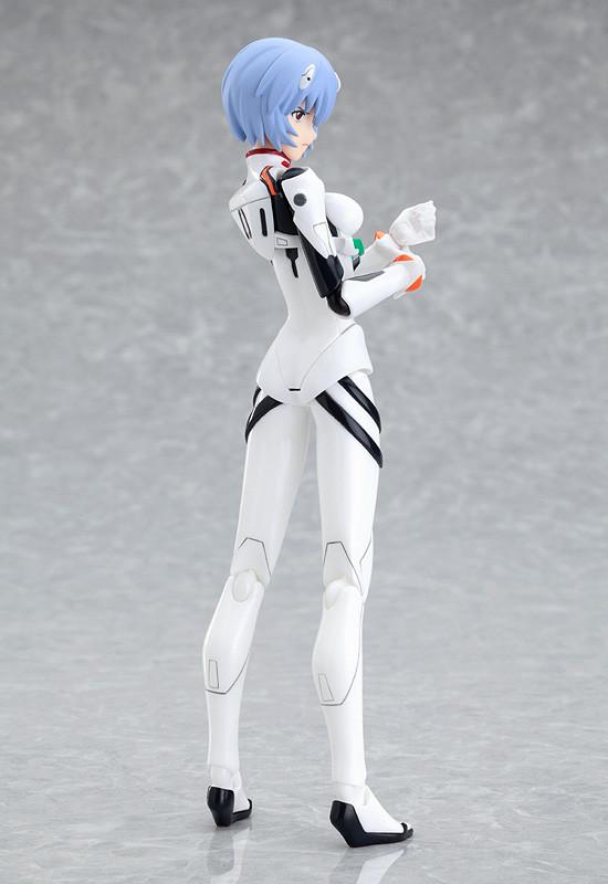 Figma Rei Ayanami Plug Suit Ver My Anime Shelf