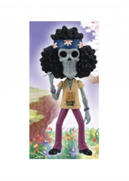 main photo of One Piece World Collectable Figure ~Strong World~ ver.5: Brook