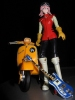 photo of Haruko Haruhara & Cosmic Scooter