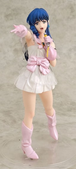 main photo of Gutto-kuru Figure Collection 08 Lynn Minmay