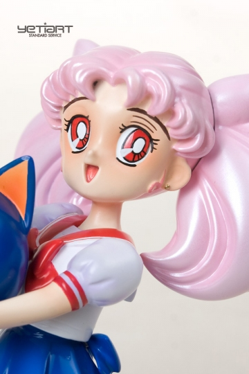 main photo of Chibiusa & Luna-P