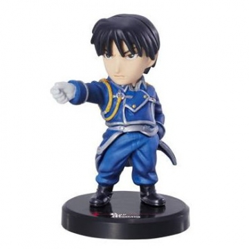 main photo of Fullmetal Alchemist Rensei Figure Collection: Roy Mustang