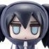 Black Rock Shooter Chibi Strap