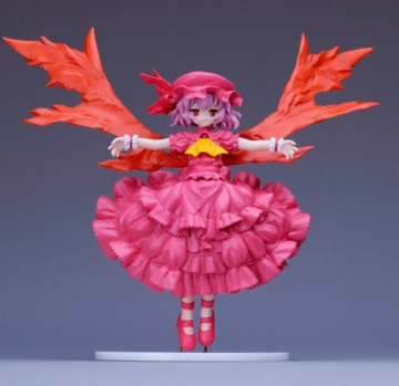 main photo of Touhou Trading Figure series vol. 1.1: Remilia Scarlet