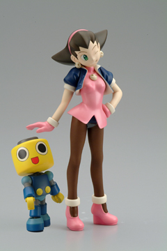 main photo of Capcom Girls Collection Tron Bonne