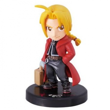 main photo of Fullmetal Alchemist Rensei Figure Collection: Edward Elric ver.2
