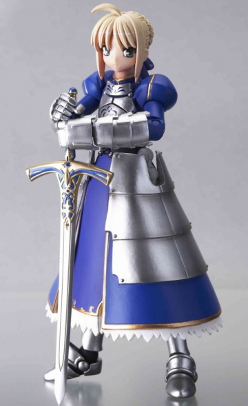 main photo of Revoltech Saber