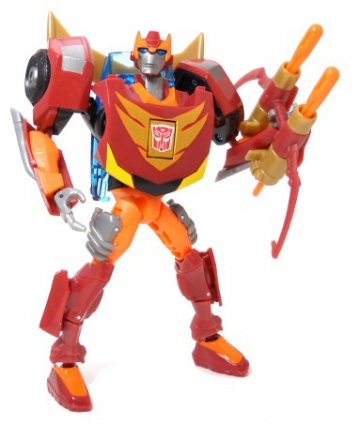 main photo of Rodimus Minor