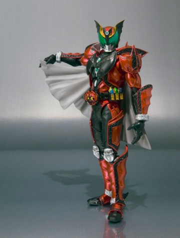 main photo of S.H.F. Kamen Rider Dark Kiva