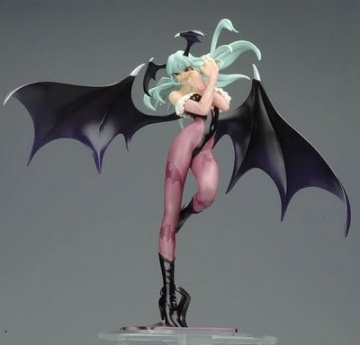 main photo of Capcom Girls Collection Morrigan Aensland