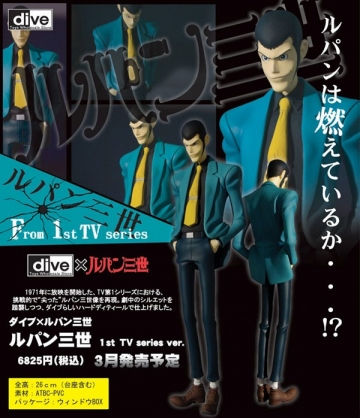 main photo of Lupin the 3rd 1st TV Series ver.